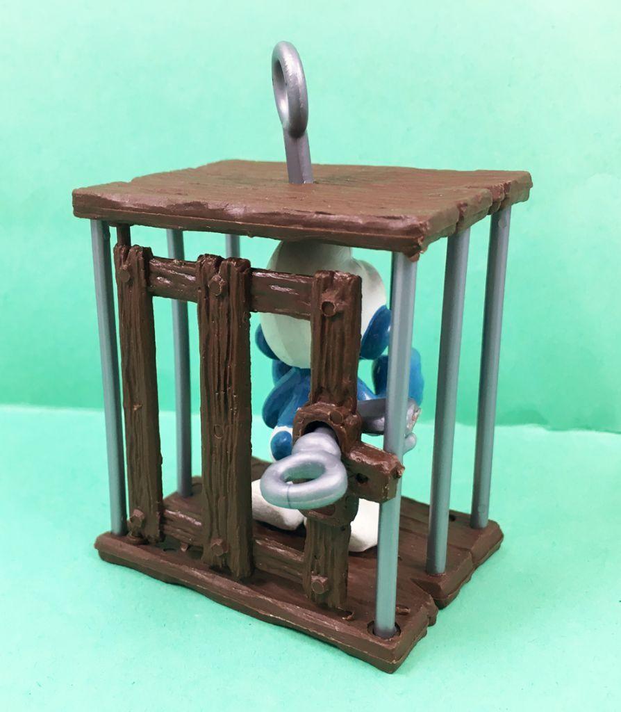 The Smurfs - Schleich - 40212 Smurf in cage