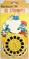The Smurfs - View-Master 3-D 3 discs set (Portugal)