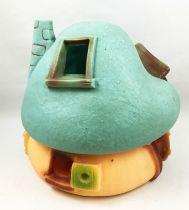 The Smurfs (Los Pitufos) - Comics No Toxico Spain - Big House (blue & orange)