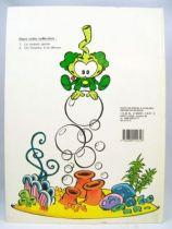 The Snorkels - Hard Cover Comics Book Dupuis Edition - #2 a Snorkle adrift