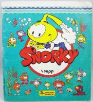The Snorkels - Panini Stickers collector book