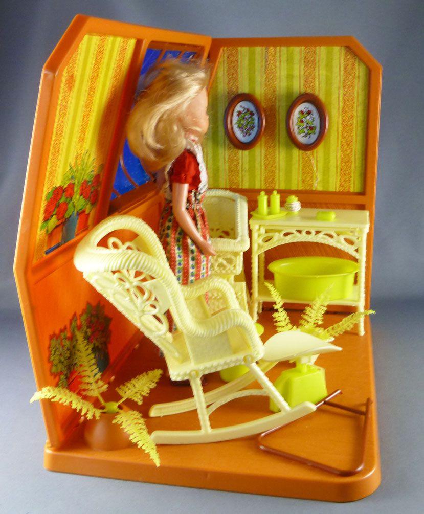 The Sunshine Family - Baby\'s Room - Mattel 9804