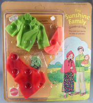 The Sunshine Family - Laces Dress-up Kit - Mattel Ref 7266