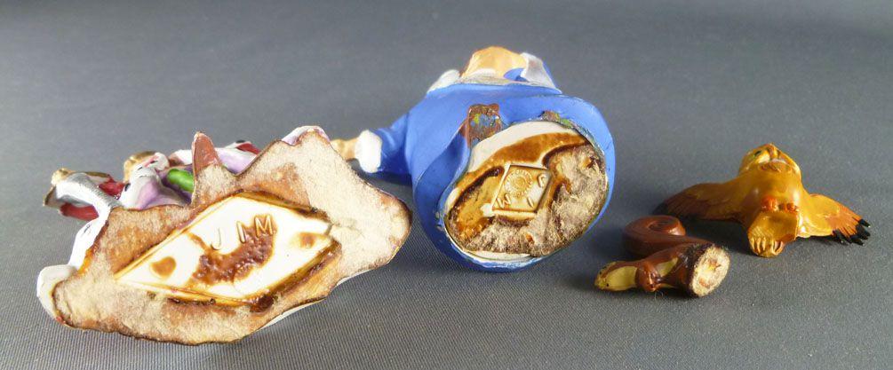 The Sword in the Stone - Jim Plastic Figure - Merlin Arthur Archimede Squirrel