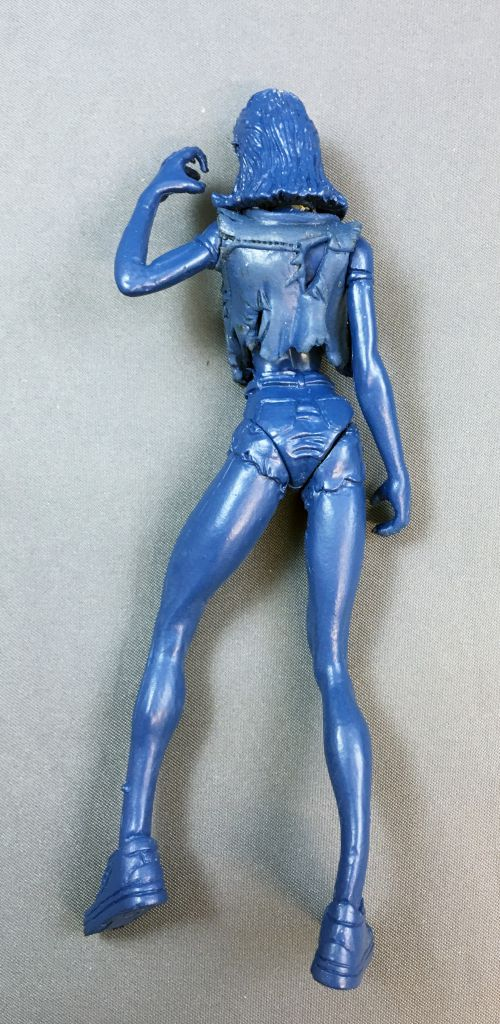 The Tenth - ReSaurus Action Figures (Test Shot / No Prototype) - Esperanza, Mystacina, Adrenalynn & Lastic