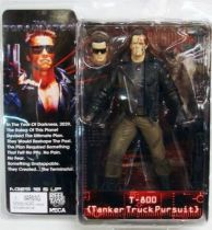 The Terminator - T-800 (Tanker Truck Pursuit) - Neca