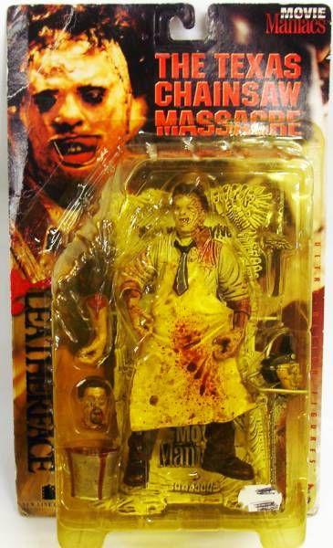 The Texas Chainsaw Massacre - Leatherface - McFarlane Movie Maniacs1