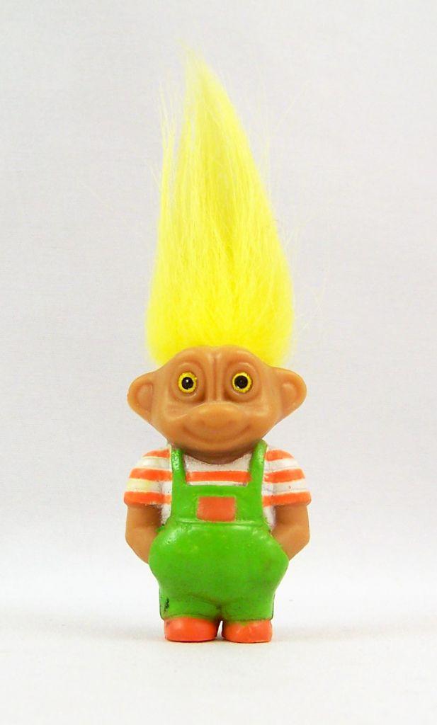 The Trolls - Soma PVC Figure 1992 - Overalls Troll