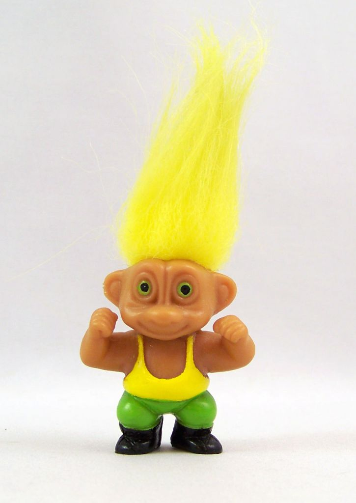 The Trolls - Soma PVC Figure 1992 - Troll Sport #2