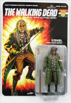 The Walking Dead (A Real Apocalypse Hero) - Ezekiel : Shiva Force Sensei (Skybound SDCC Exclusive)
