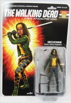 The Walking Dead (A Real Apocalypse Hero) - Michonne : Shiva Force Samurai (Skybound SDCC Exclusive)