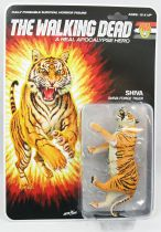 The Walking Dead (A Real Apocalypse Hero) - Shiva : Shiva Force Tiger (Skybound SDCC Exclusive)
