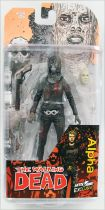 """The Walking Dead (Comic Book) - Alpha \""""Bloody B&W\"""" (Skybound Exclusive)"""