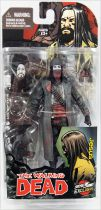 """The Walking Dead (Comic Book) - Jesus \""""Bloody B&W\"""" (Skybound Exclusive))"""