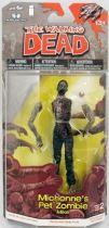 The Walking Dead (Comic Book) - Michonne\'s Pet Zombie Mike