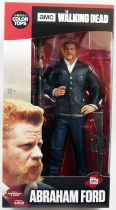"The Walking Dead (TV Series) - Abraham Ford (Color Tops 6"" figure)"