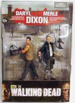 The Walking Dead (TV Series) - Daryl Dixon & Merle Dixon
