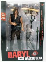 The Walking Dead (TV Series) - Daryl Dixon avec lance-roquette (figurine Deluxe 25cm)