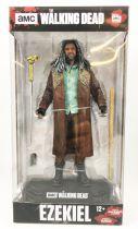 The Walking Dead (TV Series) - Ezekiel (figurine Color Tops 18cm)