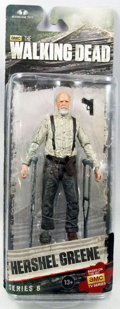 The Walking Dead (TV Series) - Hershel Greene (Series 6)