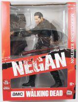 "The Walking Dead (TV Series) - Negan \""Merciless Edition\"" (figurine Deluxe 25cm)"