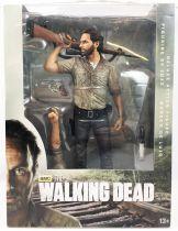 The Walking Dead (TV Series) - Rick Grimes (figurine Deluxe 25cm)