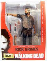 The Walking Dead (TV Series) - Rick Grimes Vigilante Edition (figurine Deluxe 25cm)