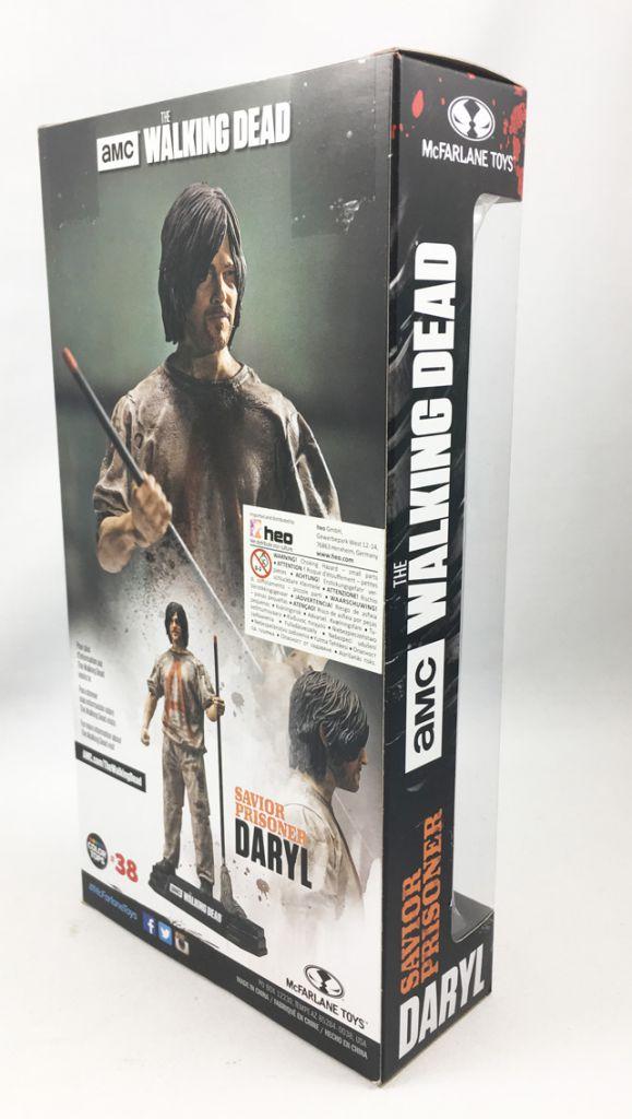 The Walking Dead (TV Series) - Savior Prisoner Daryl (figurine Color Tops 17cm)