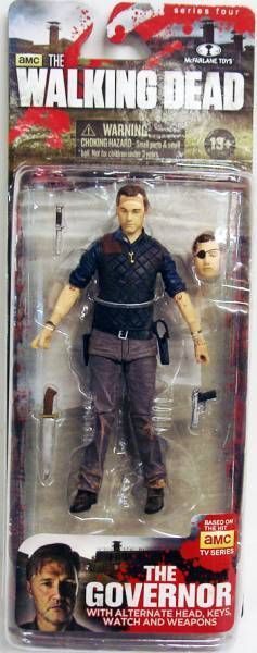 The Walking Dead (TV Series) - The Governor