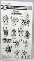 The Warrior Beasts - Head Hunter