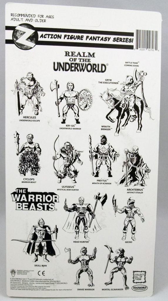 The Warrior Beasts - Tomahawk