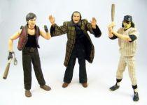 The Warriors (Les Guerriers de la nuit) - Mezco - Ajax, Cyrus & Baseball Fury 01