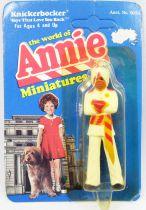 The World of Annie - Miniature pvc figure - Punjab - Knickerbocker