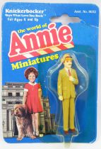 The World of Annie - Miniature pvc figure - Rooster - Knickerbocker