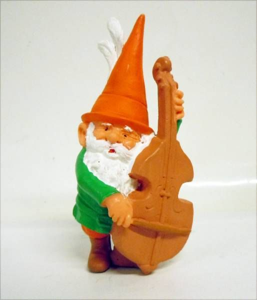 The world of David the Gnome - PVC Figure - Musical group