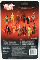 "The Worst - Super7 ReAction Figure - Black Falcon ""Wide Release Color\"""