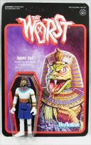 "The Worst - Super7 ReAction Figure - Snake Tut ""Wide Release Color\"""