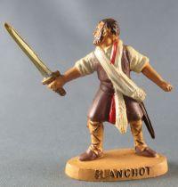 Thibaud ou les croisades - Figurine Jim - Blanchot piéton