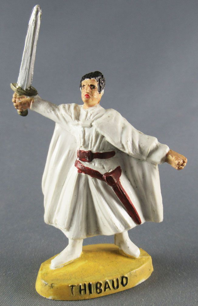 Thibaud ou les croisades - Jim figure - Thibaud Footed Mint Condition
