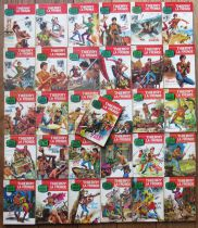 Thierry la Fronde - Book Comics TV Green Series N°01 to 31 - The Complete Collection