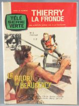Thierry la Fronde - Book Comics TV Green Series N°02- Le Pilori de Beaugency