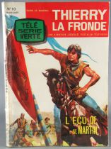Thierry la Fronde - Book Comics TV Green Series N°10 - L'Écu de St Martin