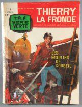 Thierry la Fronde - Book Comics TV Green Series N°11 - Les Moulins de Corbeil