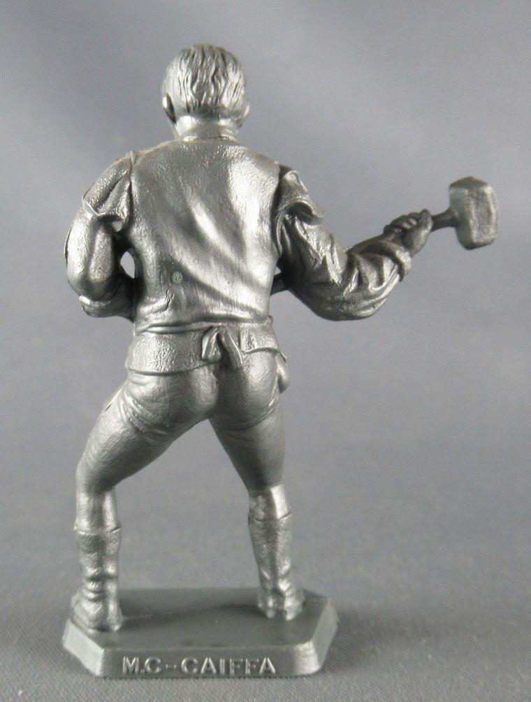Thierry la Fronde - Figurine MC Caiffa - Bertrand le tonnelier