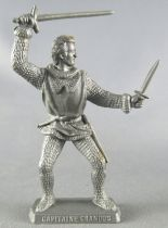 Thierry la Fronde - Figurine MC Caiffa - Capitaine Chandos
