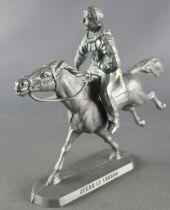 Thierry la Fronde - Figurine MC Caiffa - Jehan le larron à cheval
