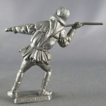 Thierry la Fronde - Figurine MC Caiffa - Pierre le poète
