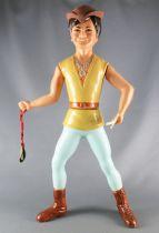 Thierry la Fronde - Figurine Plastique Articulée 31cmCld  - Thierry