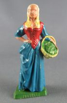 Thierry la Fronde - Jigé Plastic figure - Isabelle
