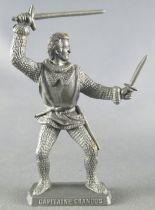 Thierry la Fronde - Premium Plastic figure - Capitaine Chandos